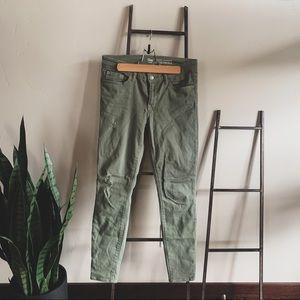 Sage Green Pants